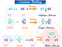 Covalent bond definition, example and types of bonded or bonding compounds in chemical science