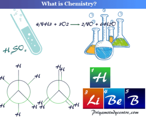 What is chemistry in science education?