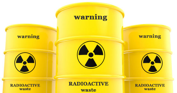 radioactive waste and solutions to radioactive pollution